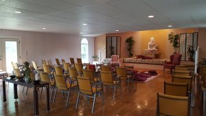 Heartwood Refuge - Meditation Hall